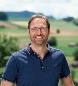 Stefan Iseli, VR-Präsident Genossenschaft Elektra, Jegenstorf