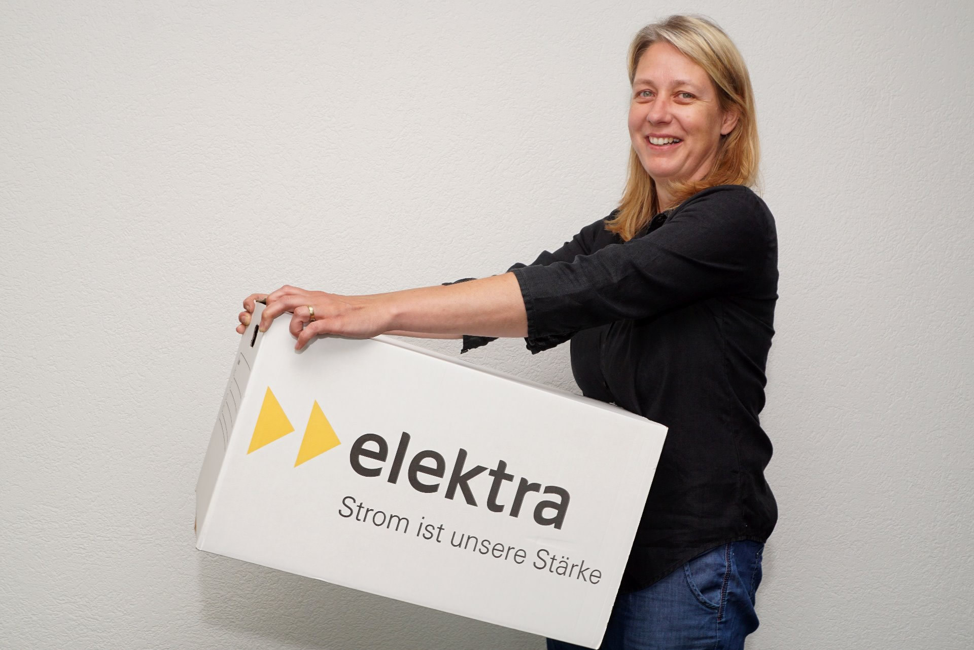 Beatrice Aebi, Assistentin der Geschäftsleitung bei Elektra
