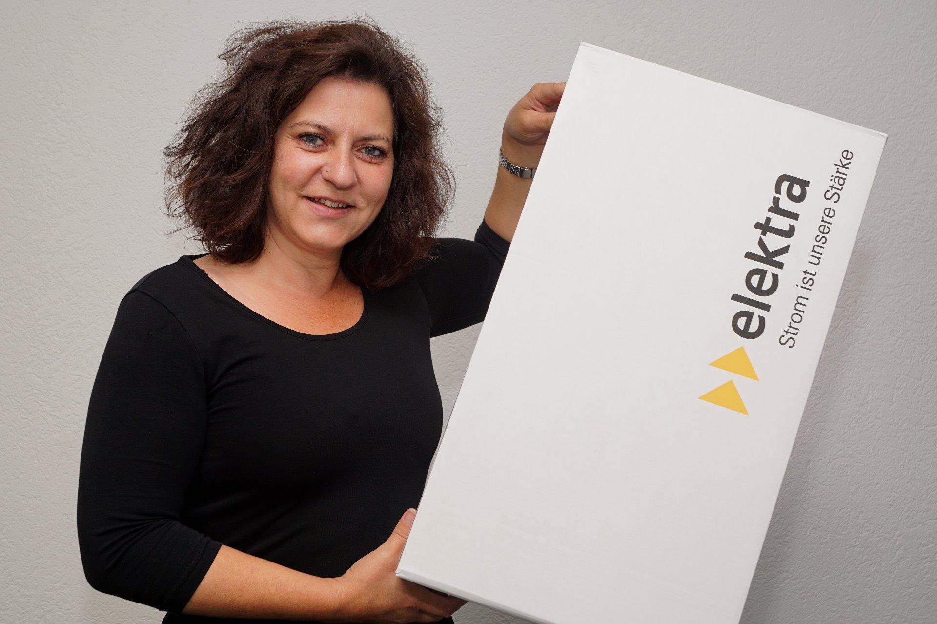 Esther Brouwer, Sachbearbeiterin Immobilien und Finanzen / Dienste