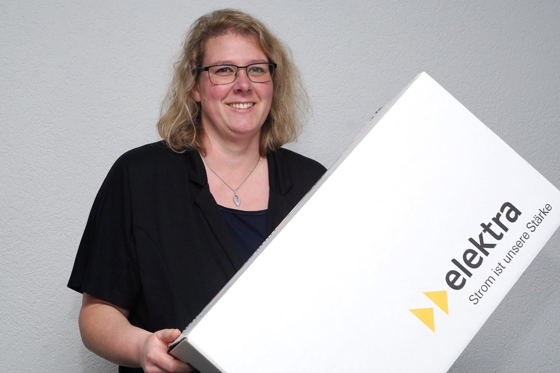 Corinne Christen, Technische Mitarbeiterin Verteilnetz