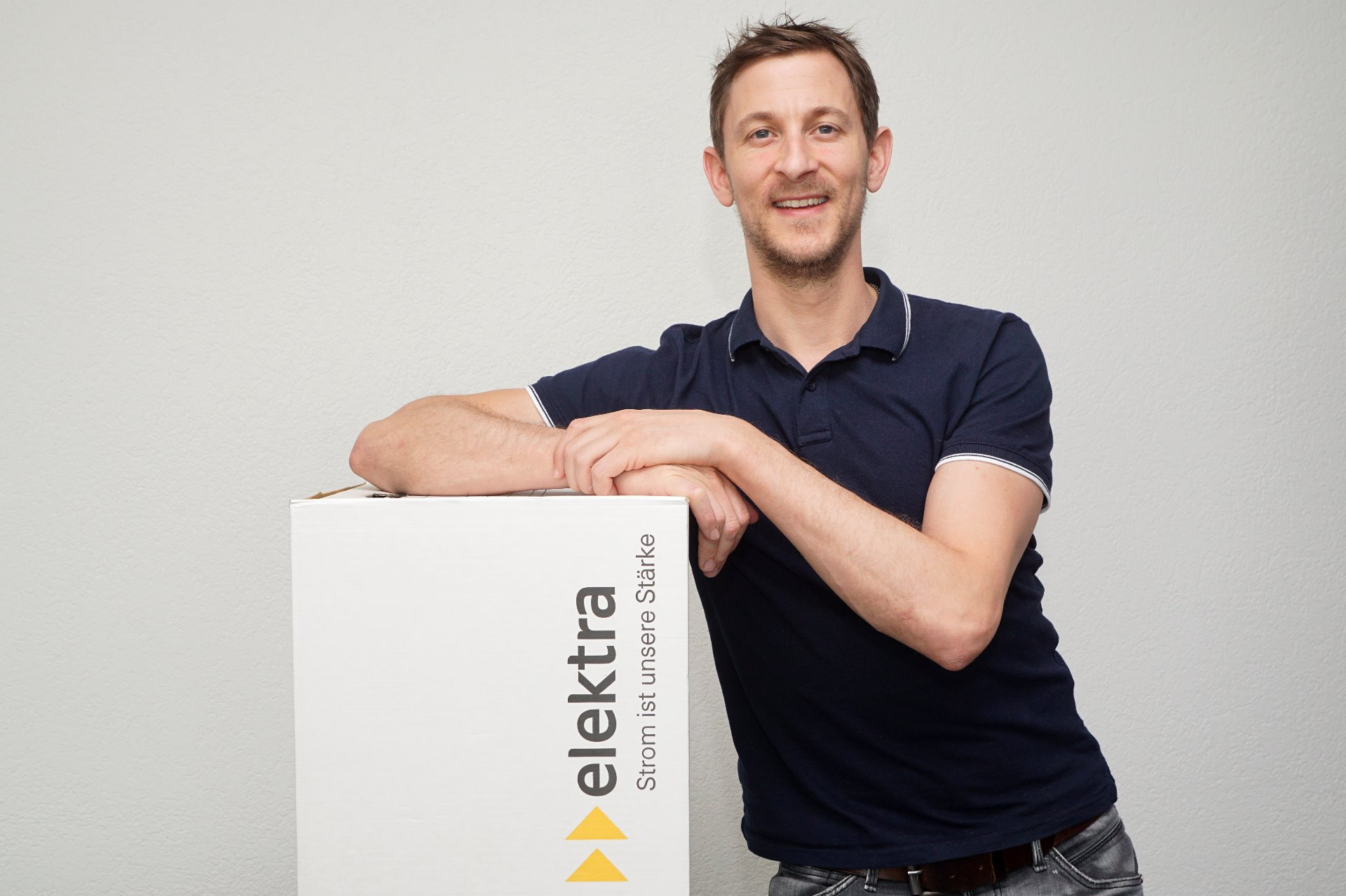 Sacha Trüssel, Kundenberater