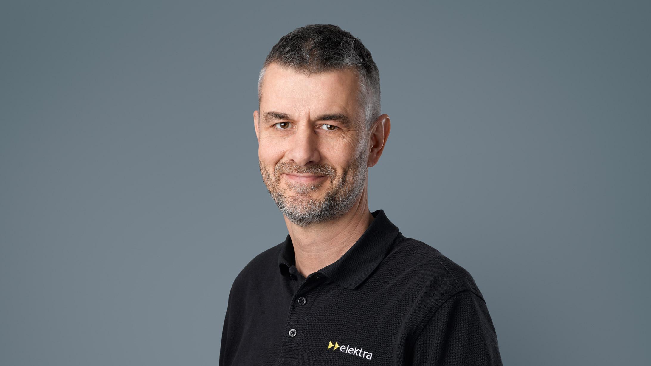 Markus Menth, Fachspezialist Energielösungen bei Elektra