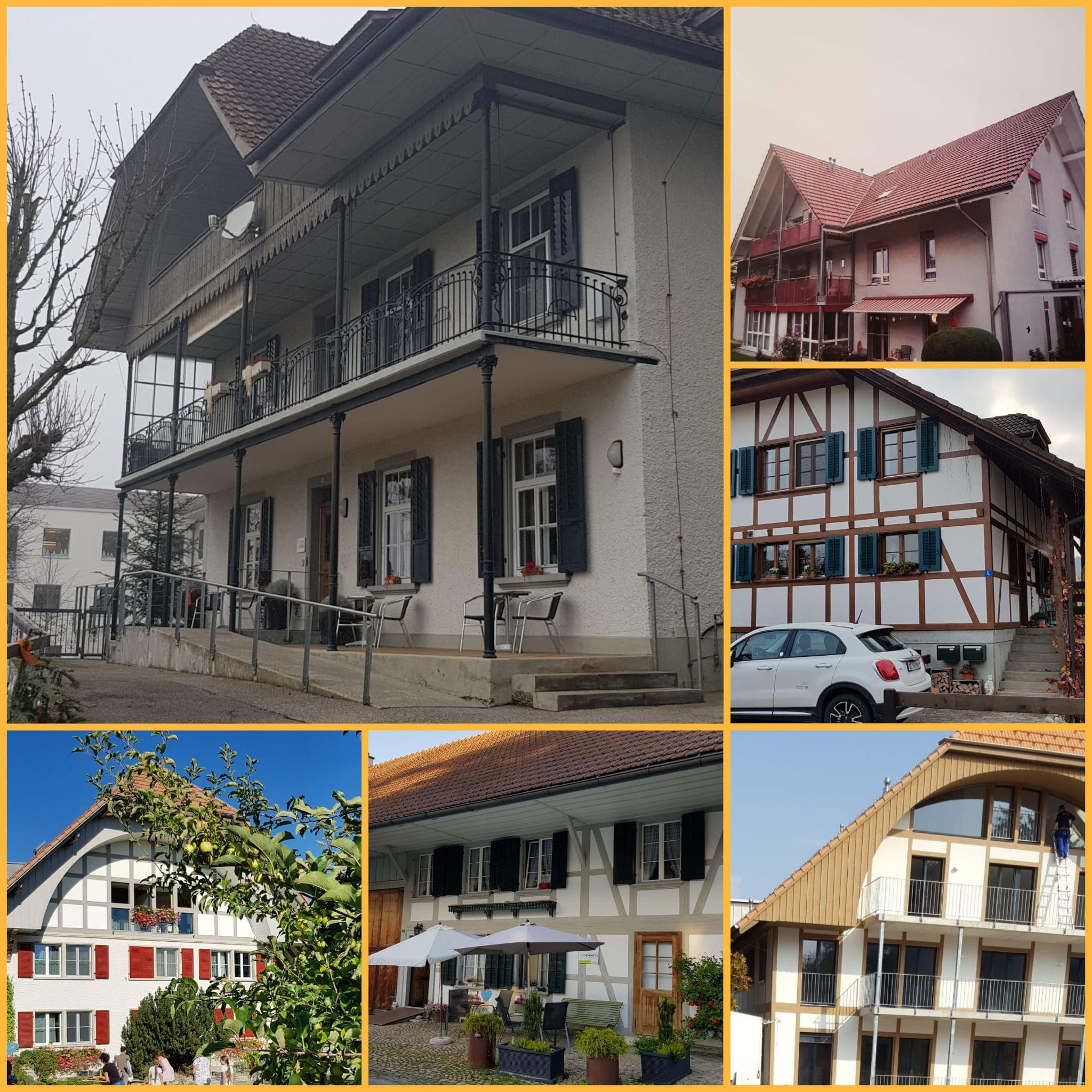Zum Danielsburg-Netzwerk gehören nebst dem Alters- und Pflegeheim Buechibärg die Dépendance Hofschmitte Messen, der Seniorenhof Iffwil, die Dépendance Chronehof Schnottwil und das Seniorenhuus Moosseedorf.