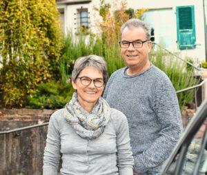 Susanne und Tobias Wyss
